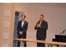 Apdovanojimus teikė Sporto centro vadovai: Arūnas Macius ir Saulius Simė.