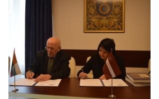 Palangos kurorto ir Liepojos muziejai sutarė bendradarbiauti