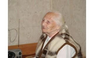 Mamų mamai Stefanijai Ragainienei   išgyventi padėjo Aukščiausiasis