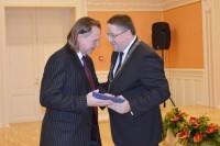 Jubiliejiniai medaliai ir padėkos – nusipelniusiems Palangai