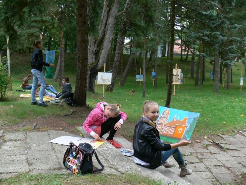 Palangos dovana Lietuvos vaikams – pirmasis žvilgsnis į Baltiją