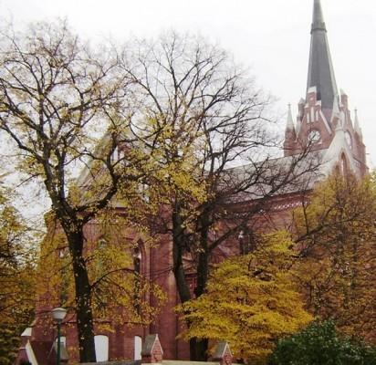 Restauruota Palangos bažnyčia