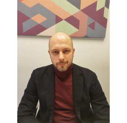 """Uždaros akcinės bendrovės """"Pajūrio infrastruktūra"""" direktorius Paulius Baltrėnas"""