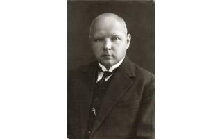Vladas Jurgutis – viena iškiliausių tarpukario Lietuvos asmenybių