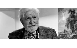 """Eugenijaus Maciaus dokumentinės fotografijos paroda """"Susitikimai"""" Palangos viešojoje miesto bibliotekoje"""