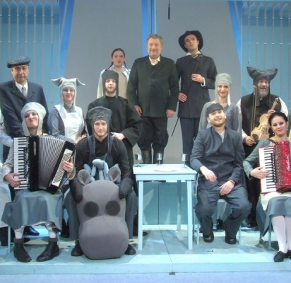Palangos žiūrovams – populiariausi  Šiaulių dramos teatro spektakliai