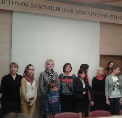Šventojiškės rašinys tarptautiniame konkurse pelnė apdovanojimus
