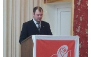 D. Paluckas antrai kadencijai išrinktas LSDP Palangos skyriaus pirmininku