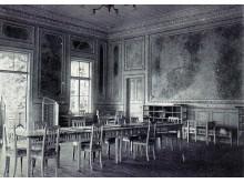 Kurhauzo biblioteka. Nežinomas fotografas, XX a. pr.