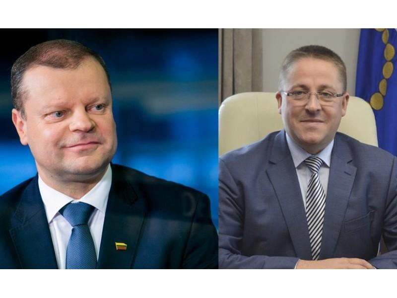 """Palangos meras Šarūnas Vaitkus: """"Į Savivaldybės pastabas dėl Lietuvos bendrojo plano iki 2030 metų sprendinių bus atsižvelgta"""""""