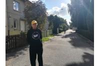 Aktyvus palangiškis kovoja dėl savo gatvelės