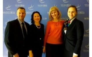 Palangą Minske pristatė kurorto Turizmo informacijos centras ir verslininkai