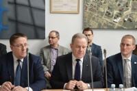 """""""Žaliadienis"""" Palangoje – kurorto aktualijomis domėjosi aplinkos ministras"""