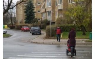 Po Sodų ir Taikos gatves klaidžioti nebereikės
