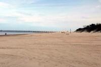 Krantotvarkos specialistai: Palangos paplūdimiai smėliu maitinti ne veltui