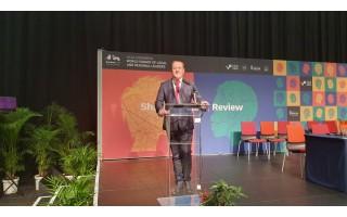 Šarūnas Vaitkus dalyvavo Pasaulio vietos valdžių ir regionų lyderių kongrese Pietų Afrikoje