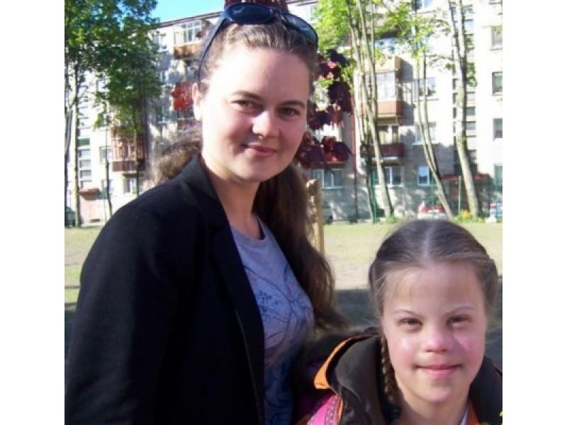 Loreta Ubartienė su dukra Ėve – dažnos Palangos viešnios.
