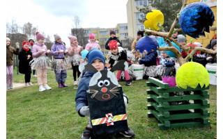 """Lopšelyje - darželyje """"Gintarėlis"""" vyko teminė savaitė """"Aš – Eko kūrėjas, išradėjas"""" (FOTO GALERIJA)"""