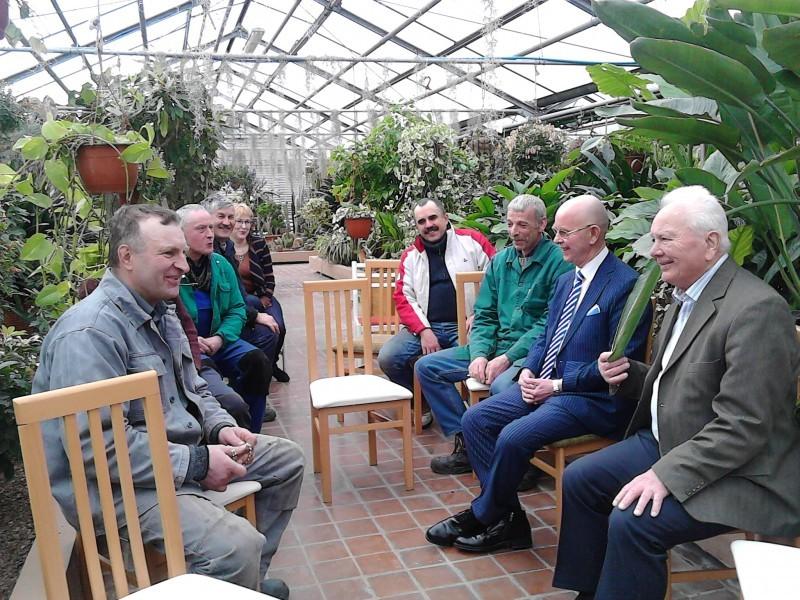 Seimo nario susitikimų geografija – nuo mokyklų iki Botanikos parko