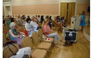 """Respublikinė konferencija Palangoje """"Neformaliojo vaikų ugdymo galimybės ir iššūkiai"""""""