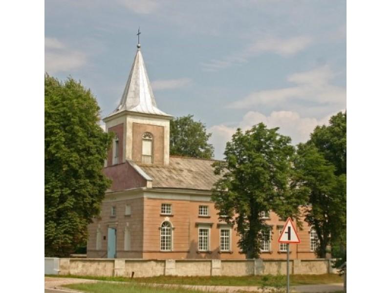 Būtingės evangelikų liuteronų bažnyčia bus saugoma valstybės ir restauruojama
