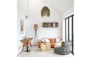 Palangos centre įgyvendinamas nuomai pritaikytų poilsio apartamentų projektas. Planuojama investicijų grąža – apie 10 proc. per metus