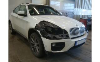 Apvogtas BMW automobilis Palangoj prie Žemaičių g. ir L.Vaineikio g. sankryžos