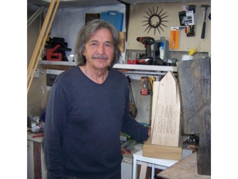 Didis menininkas trisdešimt aštuntajame kilometre – Petras Baronas