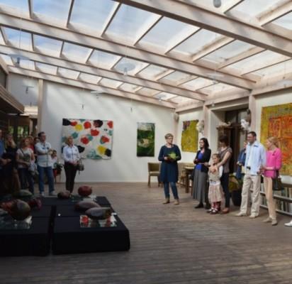 """""""Ramybės"""" galerija stebins improvizacijomis iki pat rudens"""