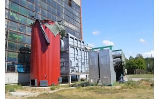 Palangoje pradedama biokuro katilinės statyba