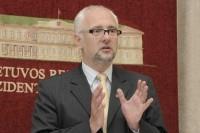 Ministras D. Pavalkis.