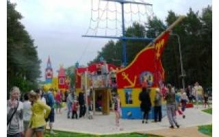 """Palangos Vaikų parke – """"Žaidimų šalies"""" šventė"""