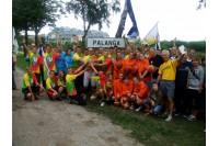 Už Lietuvą varomas kamuolys kaitino jausmus ir Palangoje
