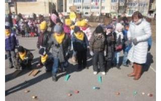 Vaikų Velykėlės – šventė mažam ir dideliam!