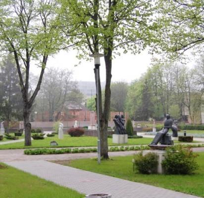 Skulptūrų parkas suskaičiavo tris dešimtmečius