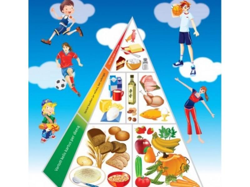 Sveikai maitinsitės – būsite sveikesni