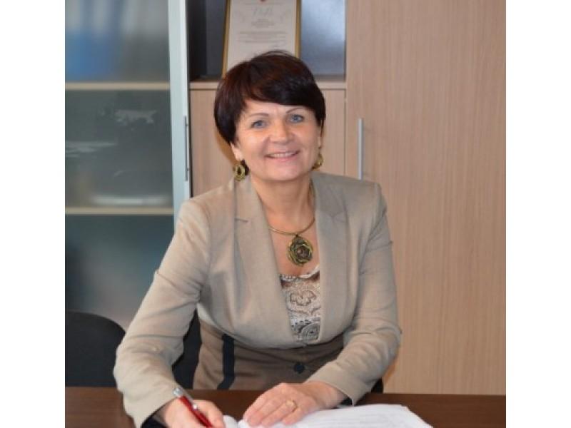 Palangos maisto ir veterinarijos tarnybos viršininkė Virginija Grigalauskienė.