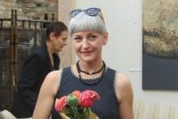 """Tapytojos Miglės Kosinskaitės paroda """"Naktinėtojai"""""""