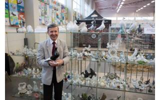 Įspūdingoje paukščių ir gyvūnų parodoje – apdovanojimai ir palangiškiams