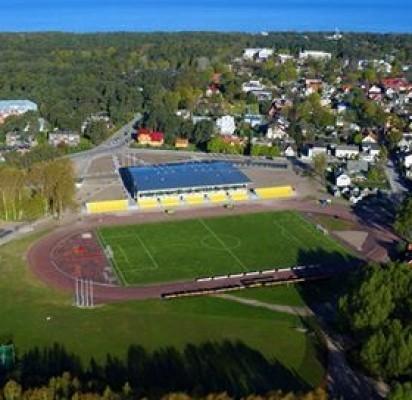 Palangos dovana sportininkams – prasidėsianti miesto stadiono renovacija