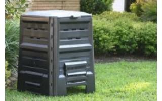 Žaliųjų atliekų rūšiavimui – nemokamos kompostinės