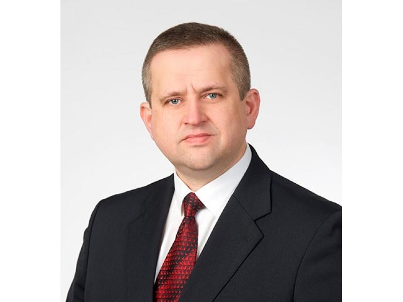 Darius Kubilius yra LVŽS Palangos skyriaus pirmininkas