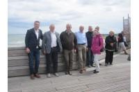 Vokietijoje lankęsi Palangos savivaldybės atstovai žavėjosi ilgaamže švente