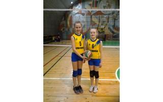 Palangos sporto centro jaunųjų tinklininkų startai
