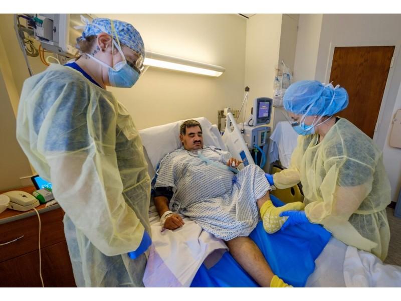 Šiuo metu Palangoje COVID-19 serga 10 palangiškių, trims liga diagnozuota trečiadienį
