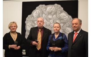 """A. Mončio muziejuje – R. Toomra """"Nuo siūlo iki meno"""""""