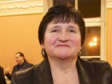 V. Jurgučio pagrindinės mokyklos direktorė Laimutė Benetienė