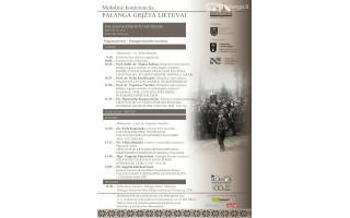 """Rugsėjo 18 d. – Palangos kurorto muziejuje – mokslinė konferencija """"Palanga grįžta Lietuvai"""""""