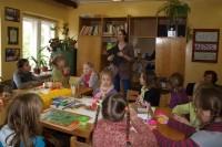 Kūrybingi mažieji palangiškiai buriasi Moksleivių klube