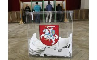 Iki lapkričio 8 d. visuomenė, politikai, specialistai gali VRK teikti pastabas, nuomonę ir siūlymus dėl pakeistų rinkimų apygardų ribų